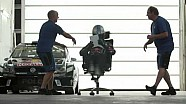 Office Chair | Tour de Corse | Rally France | WRC 2016: VW Rallytheworld