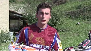 Testa al campionato italiano per Alessandro Lupino