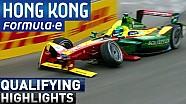 ePrix di Hong Kong: le qualifiche