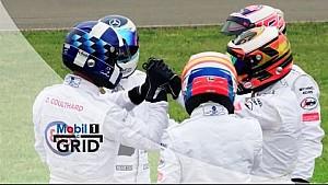 Escuela de manejo: Jenson Button, Fernando Alonso y Stoffel Vandoorne en Karting | Mobil 1 The Grid