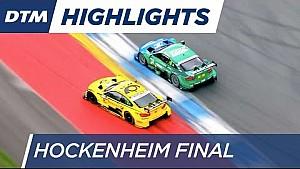 ملخص سباق دي تي أم الأوّل لجولة هوكنهايم النهائيّة
