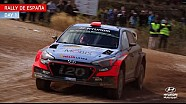 Rally Spain Day One - Hyundai Motorsport 2016