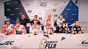 WEC - 2016 6 hours of Fuji - Post qualifying press conference