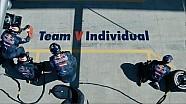 Equipo vs Individual (Fórmula 1 Pit Stop)