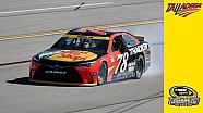 Engine trouble for Truex at Talladega
