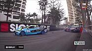 Завал в гонках пикапов V8 Ute