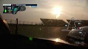 Круг по трассе – запись с бортовой камеры экипажа Porsche #2