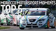 Top 5 Morocco Motorsport Moments - Formula E