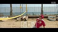 F1 2016 巴西大奖赛 - 莱科宁、维特尔沙滩排球大比拼
