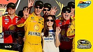 Logano: 'Oh no my ring's gone'
