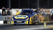 Ron Capps tops first qualifying session inching closer to the championship #NHRA