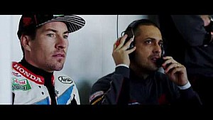 Honda WorldSBK Test at Aragon with Stefan Bradl and Nicky Hayden - Teaser