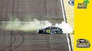 Johnson's Championship burnout