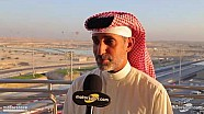 مُقابلة مع الشيخ سلمان بن عيسى آل خليفة