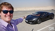 Collecting My Dubai Car: McLaren 540C