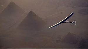 """Voler dans un avion solaire : """"On a l'impression d'être dans de la science fiction"""""""