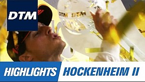 DTM Hockenheim Final 2012 - Highlights