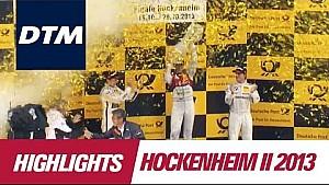 DTM Hockenheim Final 2013 - Highlights