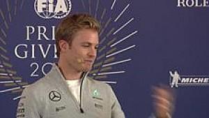 Nico Rosberg tritt zurück