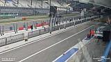 Monza Rally Show, azione in pista