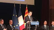 LIVE - La conférence de presse sur l'avenir de la F1 en France