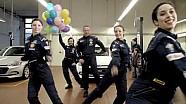 Hyundai i20 WRC: ¿Cómo crees que es el trabajo de un mecánico del WRC?