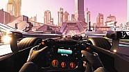 Panasonic Jaguar Racing VR experiencia Fórmula E