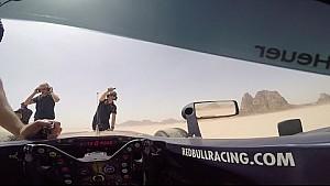 Что произойдет, если вытащить камеру GoPro из машины Ф1 на полной скорости