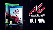 Assetto Corsa Launch Trailer - Europe