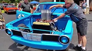 426 Hemi Barracuda von Richard Petty