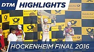 DTM Hockenheim Final 2016 - Highlights