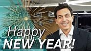 ¡El jefe dice feliz año nuevo!