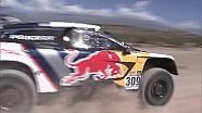 Dakar 2017 - Etappe 3: Wagens en motoren