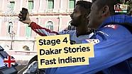 Dakar Hikayeleri Hızlı Hintliler - Dakar 2017- 4. Etap