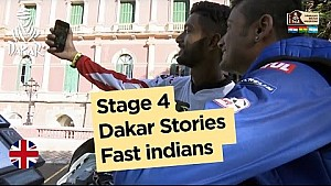 Dakar Stories: Fast Indians in Dakar 2017