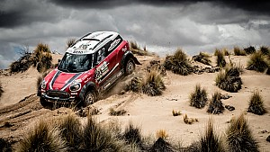 DAKAR 2017 - Stage 08 - Car/Bike