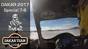 Dakar 2017: De marathonrit met Tim en Tom Coronel