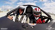 Helio Castroneves提前体验ROC赛道