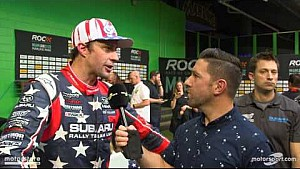ROC Exclusivo: Derek D con Travis Pastrana