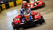 Sim Racers Vs Real Racers! Karting In Vegas - Formula E