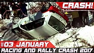Semana 3 enero 2017 Racing & Rally Crash Compilation