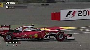 F1 2016 Online Turnuva - Belçika GP