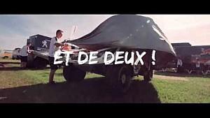 La victoire en 30 secondes - Peugeot Sport