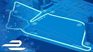 Buenos Aires Track Map - Formula E