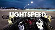 印地车手JR Hildebrand高速车载视频