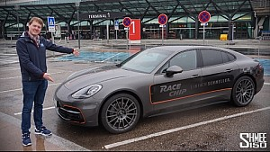 New Panamera to Replace My Ferrari FF?