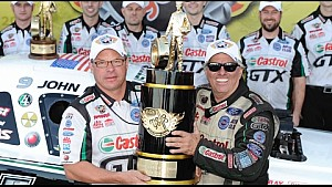 The story behind Jimmy Prock's return to John Force Racing