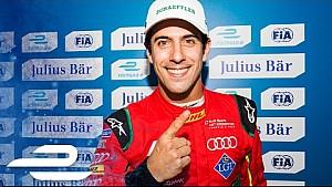 Le tour de la pole position de Lucas di Grassi à Buenos Aires