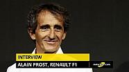 Alain Prost devient conseiller spécial de Renault F1