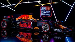 Red Bull Racing RB13 Unveil